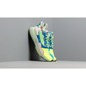 adidas ZX 4000 4D Hi-Res Yellow/ Linen Green/ Easy Mint