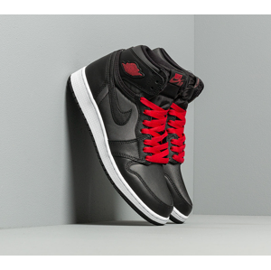 Air Jordan 1 Retro High OG GS Black/ Gym Red-Black-White