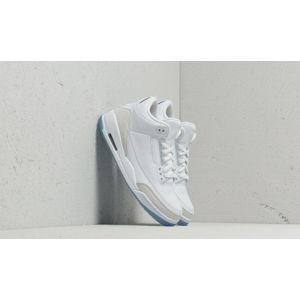 "Air Jordan 3 Retro ""Pure White"" White/ White-White"