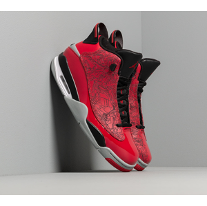 Air Jordan Dub Zero Gym Red/ Gym Red-Black-Particle Grey