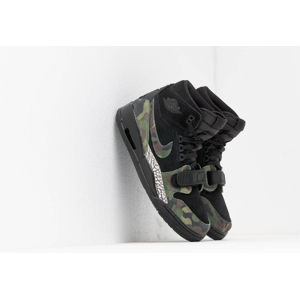 Air Jordan Legacy 312 Black/ Camo Green-Black