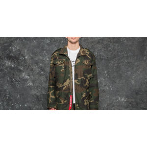 Alpha Industries M-65 Woodland Camo