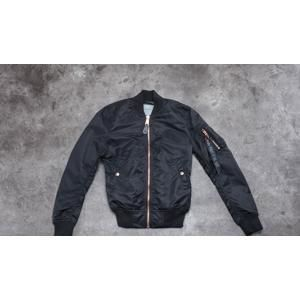 Alpha Industries MA-1 VF LW Wmn Black/ Copper
