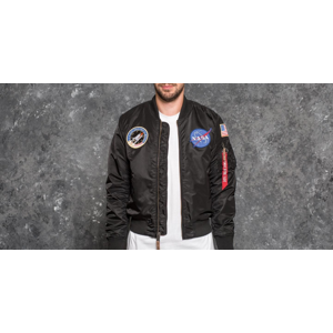 Alpha Industries MA-1 VF NASA Black