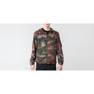 Alpha Industries Windbreaker Woodland Camo 65