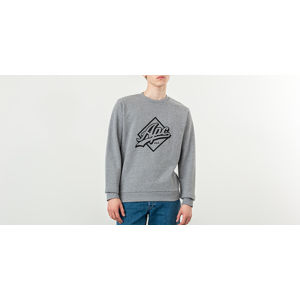A.P.C. Sherman Crewneck Grey