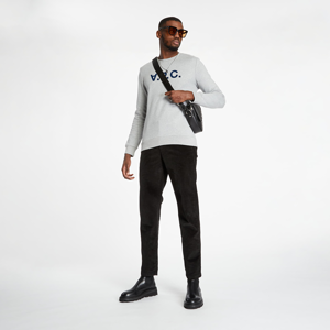 A.P.C. Sweat Crewneck Heather Grey