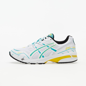 Asics Gel-1090 White/ Techno Cyan
