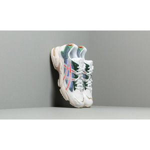 Asics x HBX Gel-Kayano 5 OG White/ Speed Red