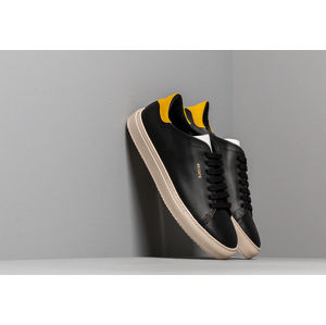 AXEL ARIGATO Clean 90 Sneaker Leather Black/ Yellow