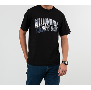 Billionaire Boys Club Arch logo Fill Tee Black