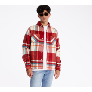 Billionaire Boys Club Check Overshirt Multicolor