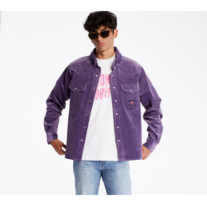 Billionaire Boys Club Corduroy Shirt Purple