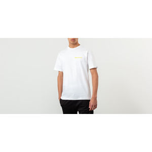 Billionaire Boys Club Small Logo Shortsleeve Tee White