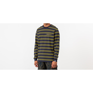 Billionaire Boys Club Stripe Knit Longsleeve Tee Navy