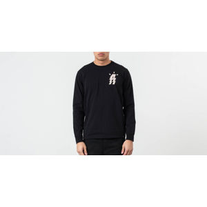 by Parra Angst Music Longsleeve Tee Black