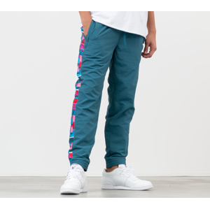 by Parra Premium Stripes Track Pants Green
