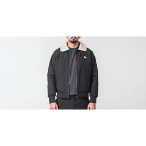 by Parra Topper Harley Scared Fox Jacket Black