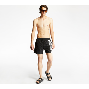 Calvin Klein Medium Drawstring Swim Shorts Black