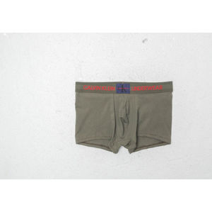 Calvin Klein Monogram Trunk Green