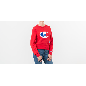 Champion 100th Aniversary Crewneck Red