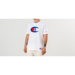 Champion 100th Aniversary Tee White