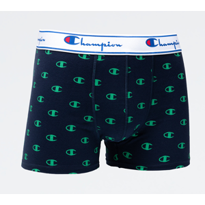 Champion Boxer Navy/ Green