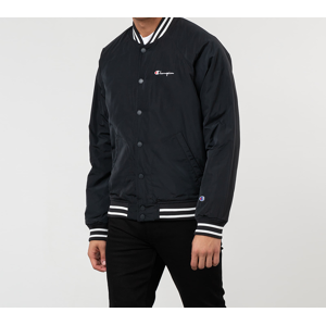 Champion Popper Track Jacket Black