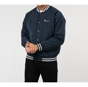 Champion Popper Track Jacket Navy Blue