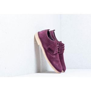 Clarks Original Desert London Bordeaux