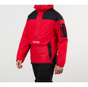Columbia Challenger Pullover Jacket Red/ Black
