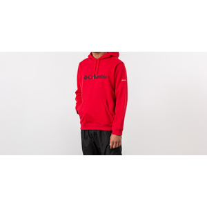 Columbia CSC Basic Logo™ II Hoodie Mountain Red