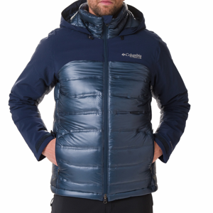 Columbia Heatzone™ 1000 TurboDown™ II Jacket Blue