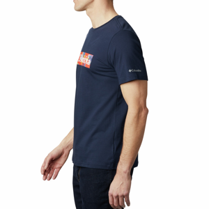 Columbia M Rapid Ridge™ Graphic Tee Blue