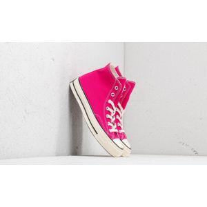 Converse Chuck Taylor 70 HI Pink Pop/ Black/ Egret