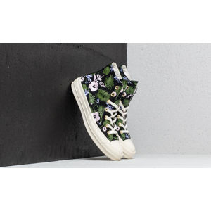 Converse Chuck Taylor All Star 70 Hi Black/ Cherry Blossom/ Egret