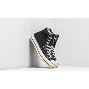 Converse Chuck Taylor All Star 70 Hi Black/ Sunset Gold/ Egret