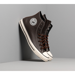 Converse Chuck Taylor All Star Archival Leather Velvet Brown/ Campfire Orange/ E
