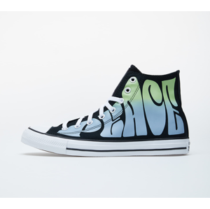 Converse Chuck Taylor All Star Black/ Green