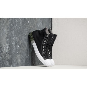 Converse Chuck Taylor All Star Hi Black/ Dolphin/ White
