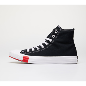 Converse Chuck Taylor All Star Hi Black/ University Red