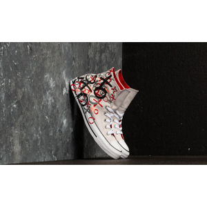 Converse Chuck Taylor All Star Hi Mouse/ Enamel Red/ White