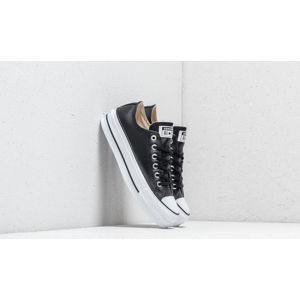 Converse Chuck Taylor All Star Lift Clean OX Black/ Black/ White
