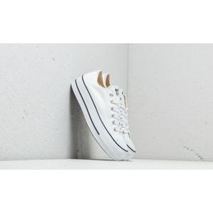 Converse Chuck Taylor All Star Lift Ox White/ Black/ White