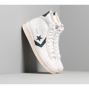 Converse Pro Leather OG Mid White/ Obsindian/ Egret