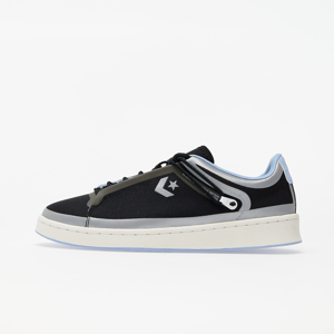 Converse Pro Leather OX Black/ Serenity/ Egret