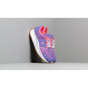 Converse Run Star Wild Lilac/ Racer Pink/ White