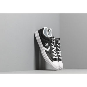 Converse Star Player Black/ White/ White