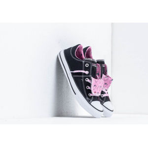 Converse x Hello Kitty Maddie Black/ Prism Pink/ White