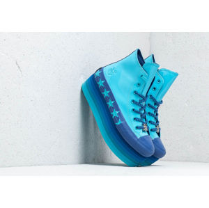 Converse x Miley Cyrus Chuck Taylor All Star Platform Hi Gnarly Blue/ Blue/ Gnarly Blue